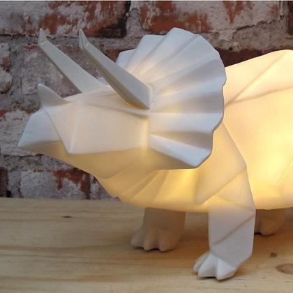Belle lampe Tricératops
