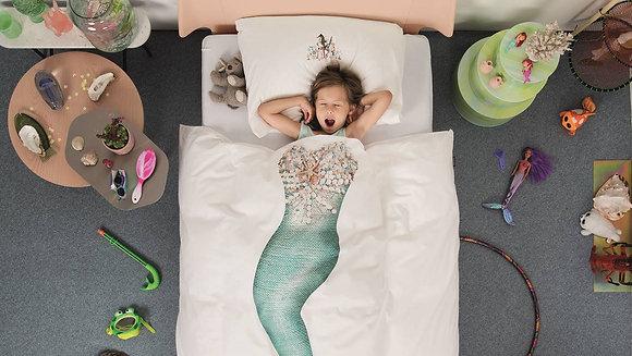 Magnifique parure Je suis une Sirène