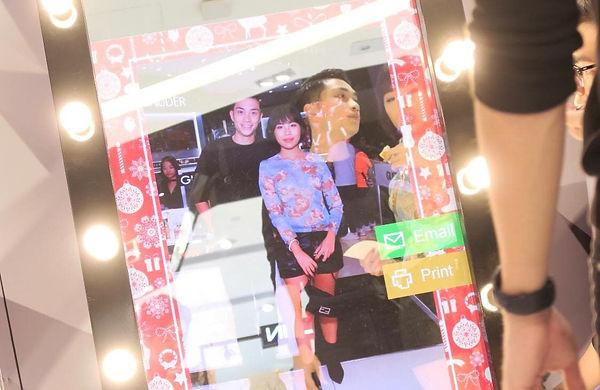 Photobooth Frame Desin