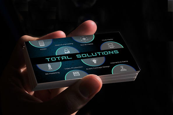 Contact us - total solutions