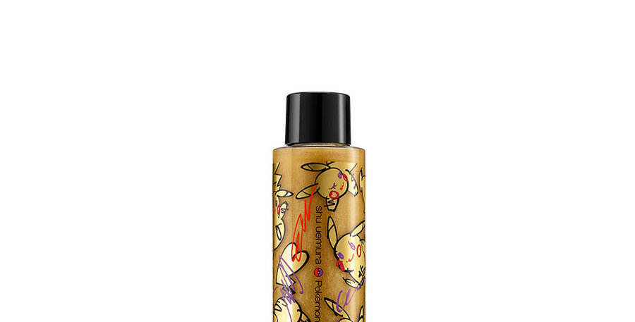 Shu Uemura Art of Hair x Pokémon Essence Absolue Nourishing Hair & Body Oil