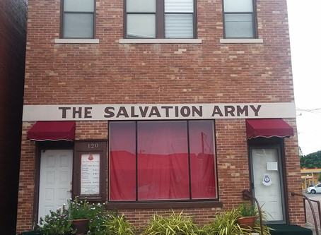 Historical Salvation Army Building