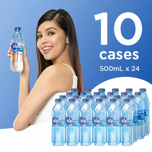 SIP Purified Water 500 ml