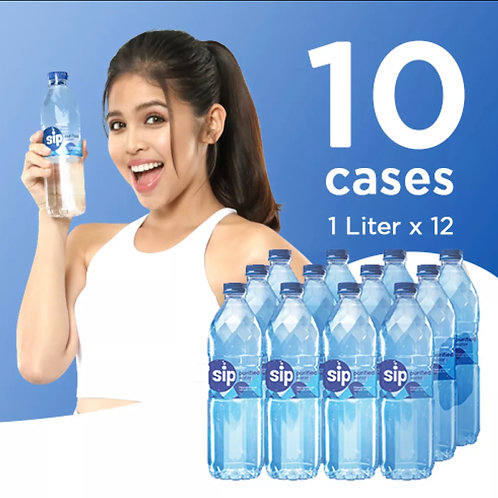 SIP Purified Water 1L