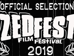 Official Selection 10th annual Zed Fest