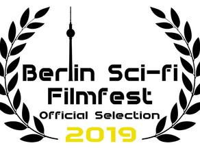 Official Selection Berlin Sci-Fi Film Festival