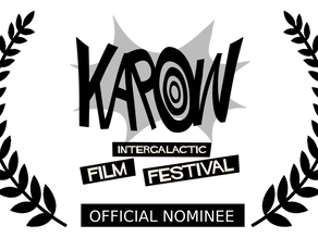 Four Nominations - Kapow Intergalactic Film Festival