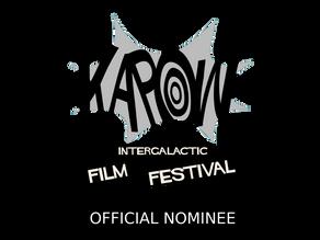 Four Nominations - Kapow Intergalactic Film Festival