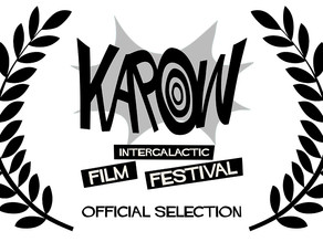 Official Selection Kapow Intergalactic Film Festival!