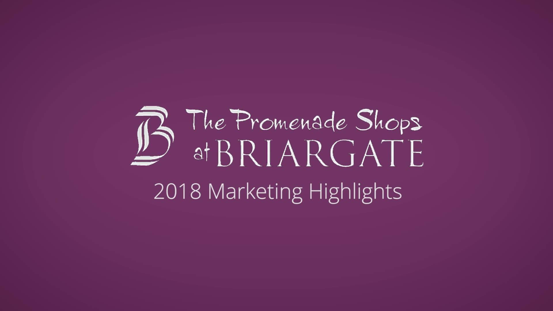 The Promenade Shops at Briargate - Infomercial