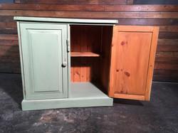 Large Pine Cabinet