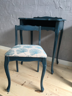 Petite Desk and Chair