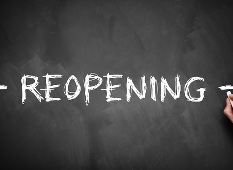 Guidance from CDC on Reopening Buildings after Prolonged Shutdowns