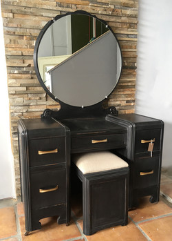 Vanity and Bench