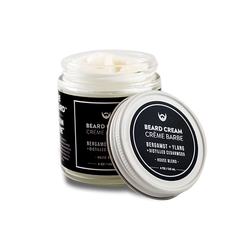 Always Bearded Beard Cream: Bergamot & Ylang