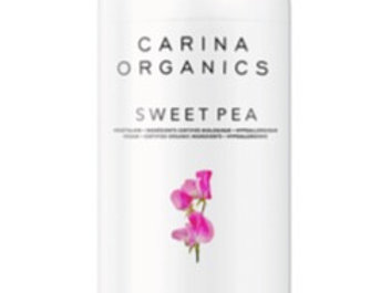 Sweet Pea Shampoo and Daily Conditioner: sold per 100ml