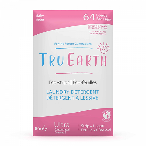 Tru Earth Eco-Strips Baby 64 Loads