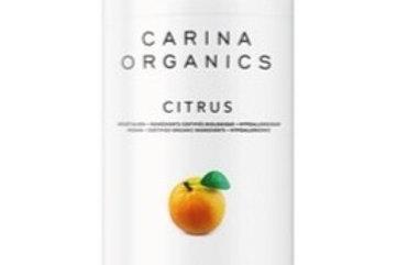 Citrus Shampoo and Daily Conditioner: sold per 100ml