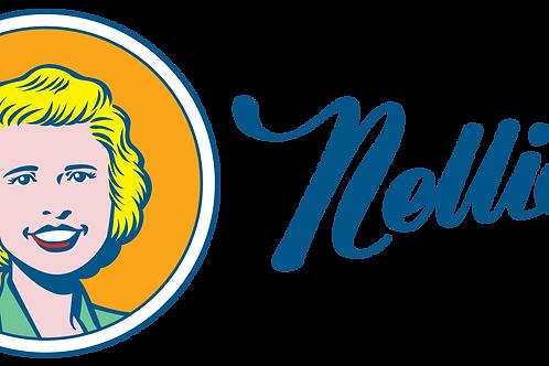 Nellie's Laundry Soda: sold per 100 grams