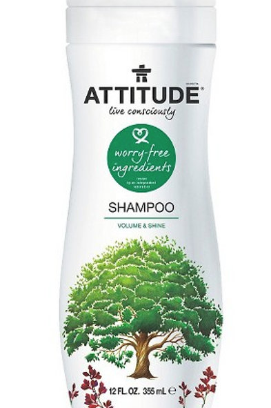 Attitude Volume & Shine Shampoo: sold per 100ml