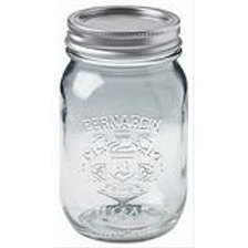 EMPTY Mason Jar for your refills