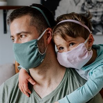 Öko Adjustable Organic Cloth Mask