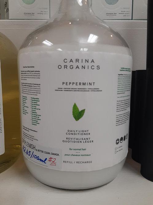 Carina Organics Peppermint Conditioner: sold per 100ml