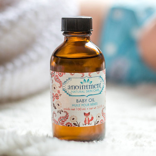 Anointment Baby Oil 100ml
