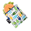 "Thumbnail: Colibri Sandwich Bags 7.5"" x 7.5"""
