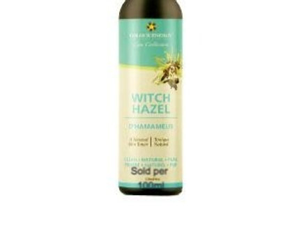 Witch Hazel: sold per 100ml
