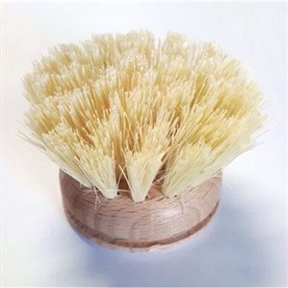 Natural Bristle Replacement Head