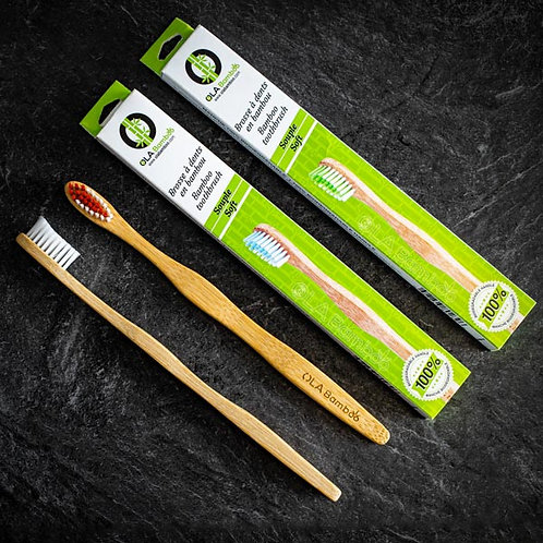 OLA Bamboo Toothbrush