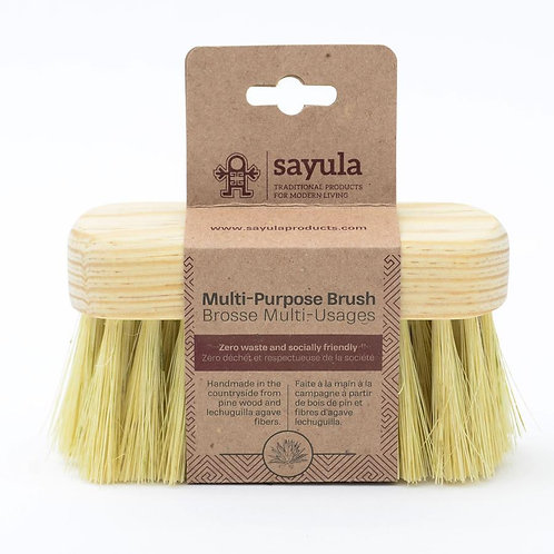 Sayula Multi-Purpose Brush