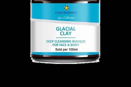 Glacial Clay Mud Masque: sold per 100ml