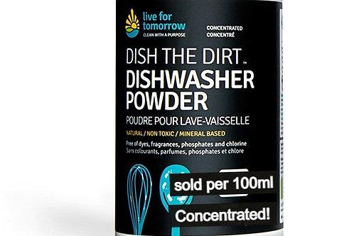 LFT Dish Washer Powder: sold per 100ml