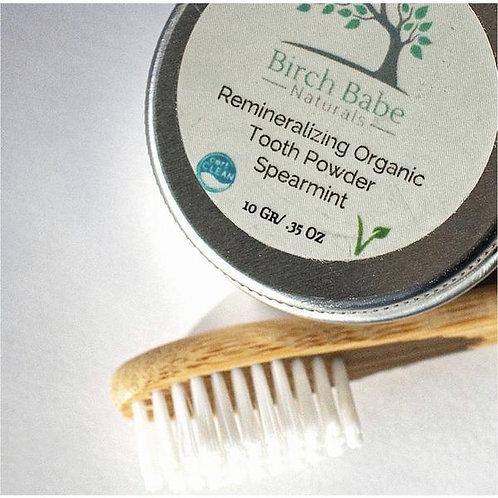 Birch Babe Tooth Powder