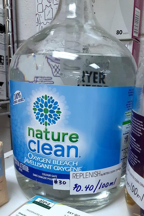 Nature Clean Oxygen Bleach: sold per 100ml