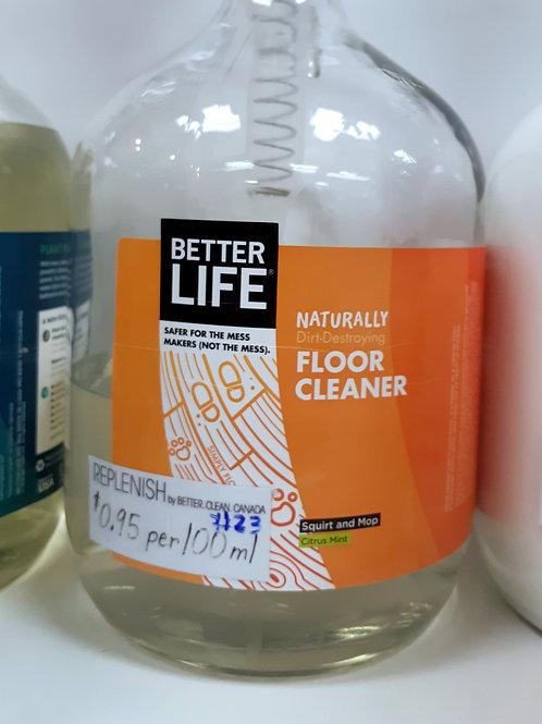 Dirt-Destroying Floor Cleaner: sold per 100ml