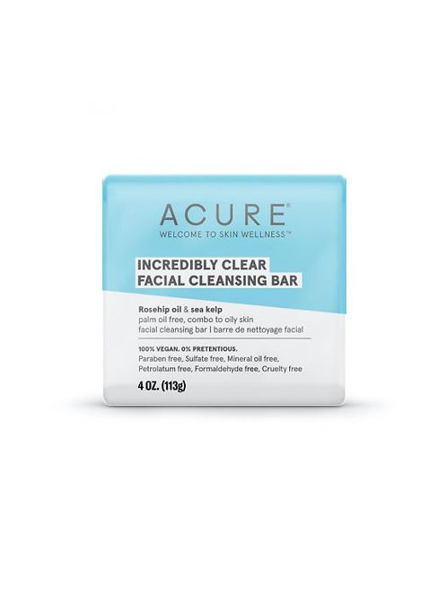 Acure Facial Cleansing Bar