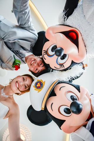Onboard Wedding