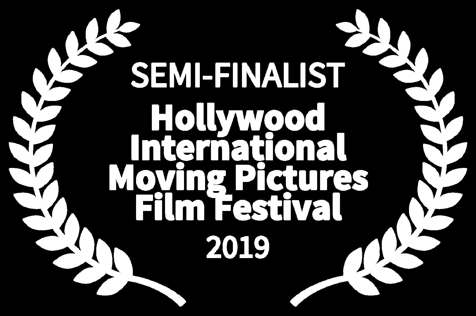 SEMI-FINALIST - Hollywood International