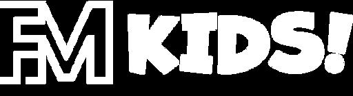 First McAllen Kids Logo White Version.pn