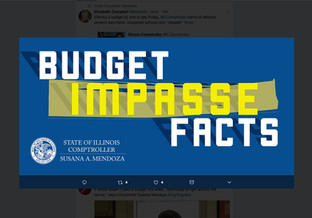 Budget Impasse Facts Campaign