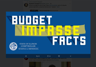 Budget Impasse Facts Campaign