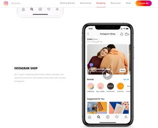 Instagram Shop Blog