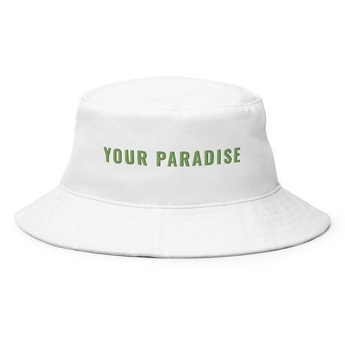 Your Paradise Bucket Hat