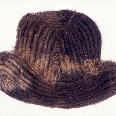 Hair Hat, Drawing