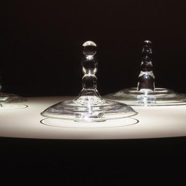Three Droplets