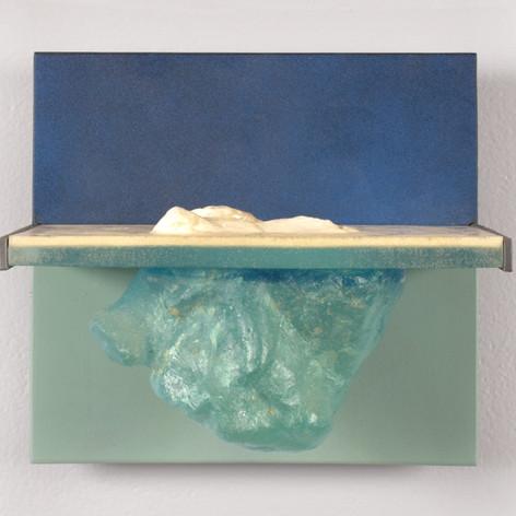 Iceberg series No. 9