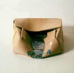 Clay Box with Footprint